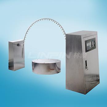 摆管淋雨试验装置|摆管淋雨试验设备