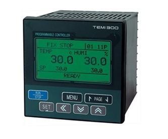 高低溫濕熱試驗箱儀表-temi300控制器參數一覽表